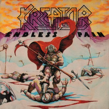 KREATOR: ENDLESS PAIN (CD) DIGIBOOK