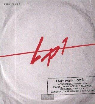 LADY PANK: LP1 (CD)