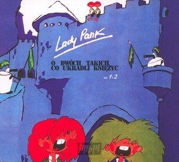 LADY PANK: O DWÓCH TAKICH CO UKRADLI KSIĘŻYC (CD) DIGI