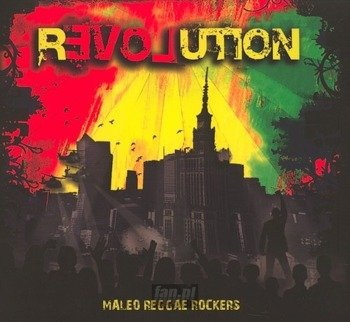 MALEO REGGAE ROCKERS: REVOLUTION (CD)