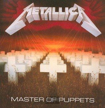 METALLICA: MASTER OF PUPPETS (CD) CARDBOX