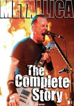 METALLICA: THE COMPLETE STORY (DVD)