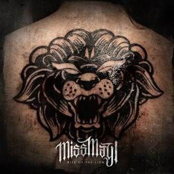 MISS MAY I: RISE OF THE LION (CD)