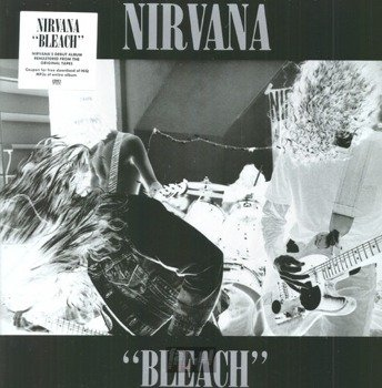 NIRVANA: BLEACH (LP VINYL)