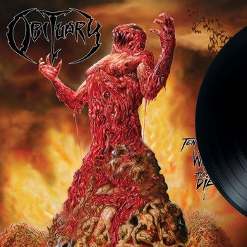 OBITUARY: TEN THOUSAND WAYS TO DIE (LP VINYL)