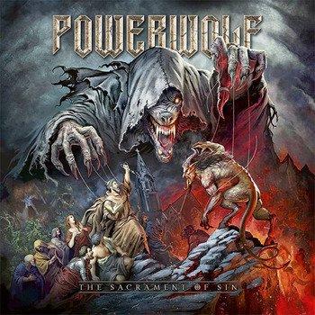 POWERWOLF: THE SACRAMENT OF SIN (CD)