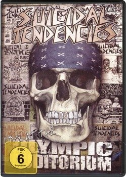 SUICIDAL TENDENCIES: LIVE AT THE OLYMPIC AUDITORIUM (DVD)