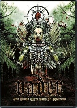 VADER: AND BLOOD WAS SHED IN WARSAW (DVD+CD)
