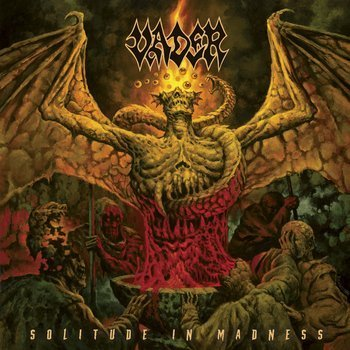 VADER: SOLITUDE IN MADNESS (CD)