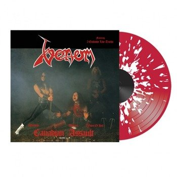 VENOM: CANADIAN ASSAULT (EP VINYL)