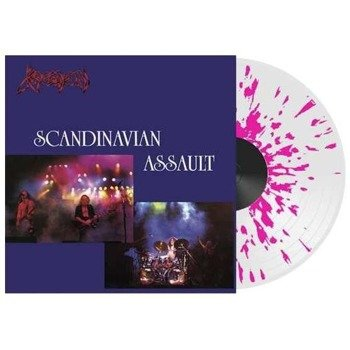 VENOM: SCANDINAVIAN ASSAULT (EP VINYL)