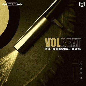 VOLBEAT: ROCK THE REBEL / METAL THE DEVIL (CD)