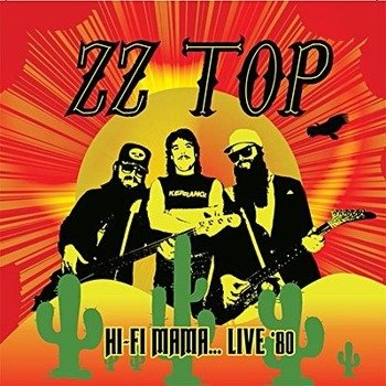 ZZ TOP: HI-FI MAMA...LIVE '80 (LP WINYL)