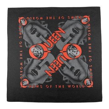 bandana QUEEN - NEWS OF THE WORLD