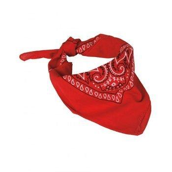 bandana WESTERNHALSTUCH red
