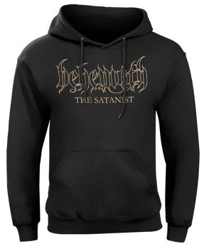 bluza BEHEMOTH - THE SATANIST, kangurka z kapturem