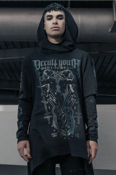 bluza KILLSTAR - DRACULT, z kapturem