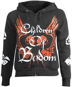 bluza damska CHILDREN OF BODOM czarna