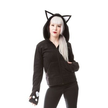 bluza damska CUPCAKE CULT - DARK KITTY