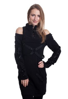 bluza damska HEARTLESS - ZANA