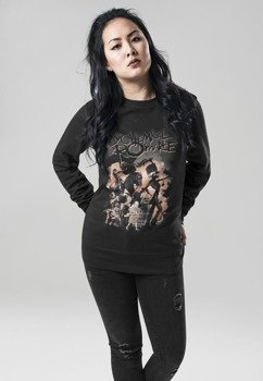 bluza damska MY CHEMICAL ROMANCE - ON PARADE, bez kaptura