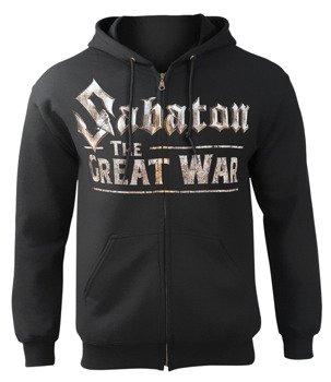 bluza rozpinana SABATON - THE GREAT WAR