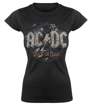 bluzka damska AC/DC - ROCK OR BUST