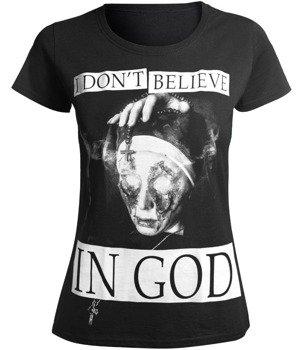 bluzka damska AMENOMEN - I DON'T BELIEVE IN GOD (OMEN120DA)