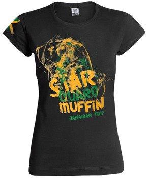 bluzka damska STAR GUARD MUFFIN - JAMAICAN TRIP SMOKE