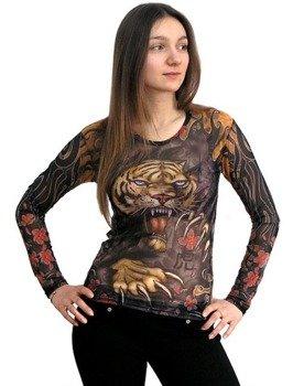 bluzka damska TIGER TATTOO