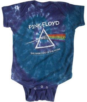 body dziecięce PINK FLOYD - DARK SIDE CHALK, barwione