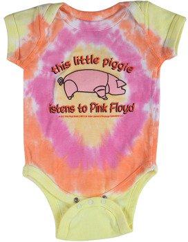 body dziecięce PINK FLOYD - THIS LIL PIGGY barwione