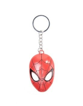 brelok SPIDER-MAN - 3D METAL MASK