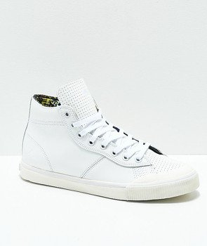 buty EMERICA - INDICATOR HIGH WHITE PRINT