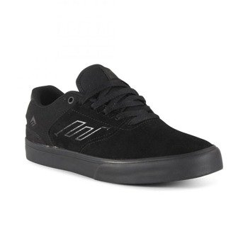 buty EMERICA - THE REYNOLDS LOW VULC BLACK RAW