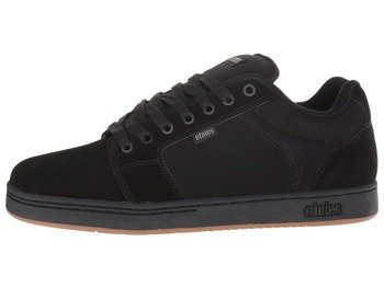 buty ETNIES - BARGE XL BLACK