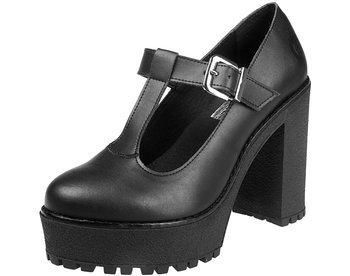 buty damskie ALTERCORE czarne (LIZZY VEGAN BLACK)