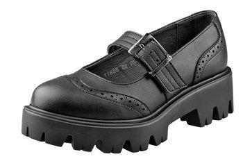 buty damskie ALTERCORE czarne (LORI VEGAN BLACK)