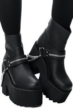 buty damskie na platformie KILLSTAR - MOSH