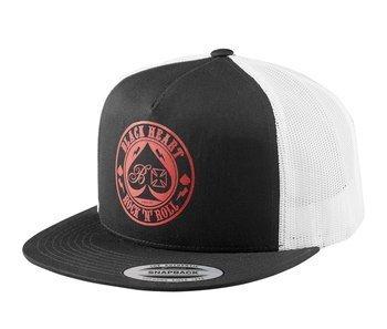 czapka BLACK HEART - ACE OF SPADES