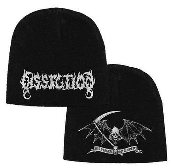 czapka DISSECTION - ANTI-COSMIC METAL OF DEATH, zimowa