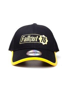 czapka FALLOUT - YELLOW LOGO