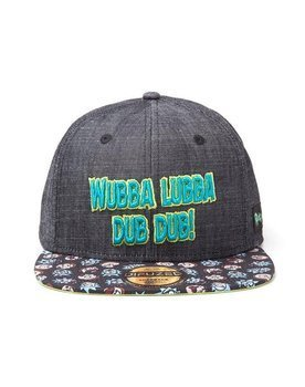 czapka RICK & MORTY - WUBBA LUBBA