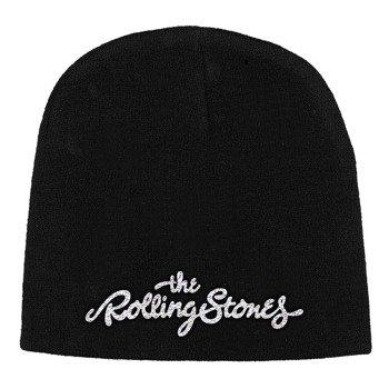 czapka THE ROLLING STONES - LOGO, zimowa
