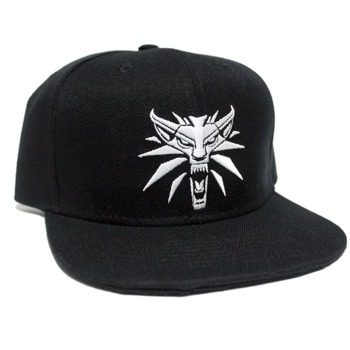 czapka THE WITCHER 3 - WOLF LOGO