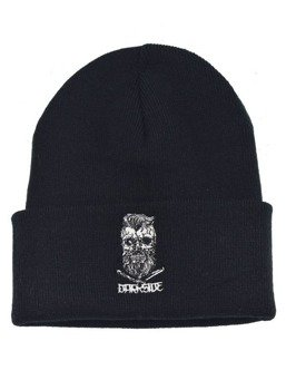 czapka zimowa DARKSIDE - BEARDED SKULL