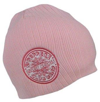 czapka zimowa THE BEATLES - SGT. PEPPER'S (PINK)