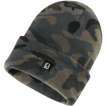 czapka zimowa WATCH CAP RACK darkcamo
