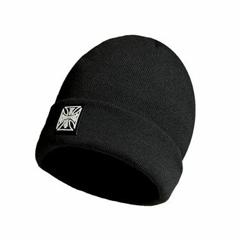 czapka zimowa WEST COAST CHOPPERS - PATCH BEANIE BLACK