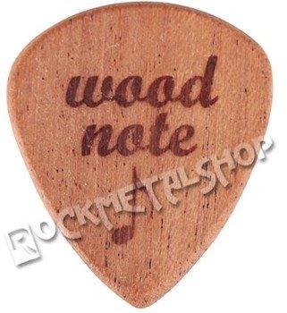 drewniana kostka do gitary WOODNOTE Tearwood - TIAMA